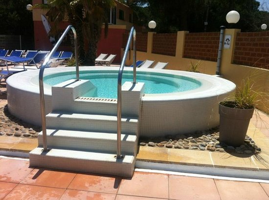 Camping Le Calypso: jacuzzi