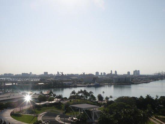 YVE Hotel Miami: vue