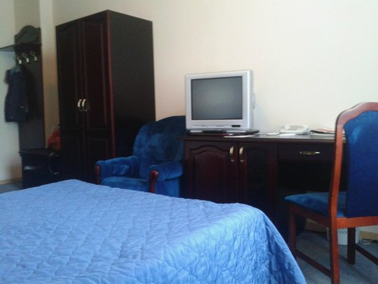 Maxima Irbis Hotel: номер