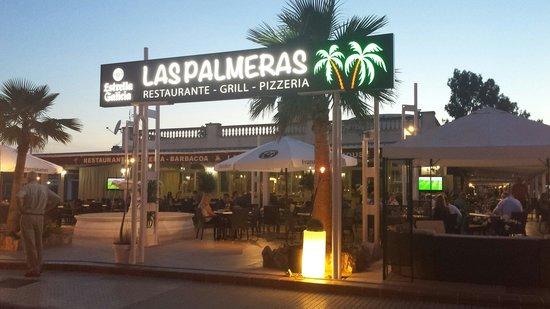 Las Palmeras: Beautiful