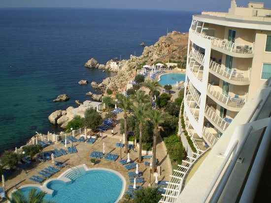 Radisson Blu Resort & Spa, Malta Golden Sands : Wonderful atmosphere