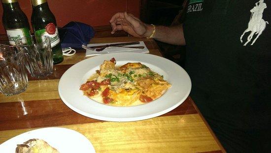 Flynn's Restaurant: Special ravioli