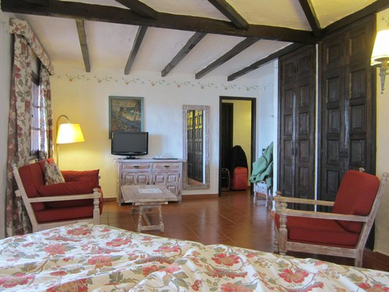 Hotel Parque Tropical : Double room