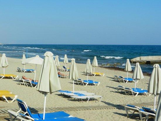 SunConnect Zorbas Village : Пляж