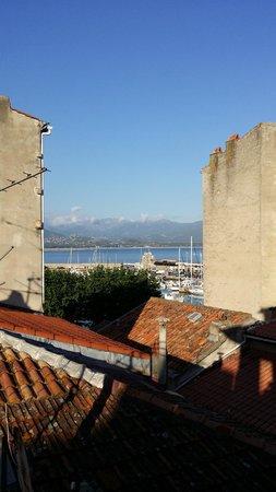 Hotel Palazzu U Domu: view from balcony
