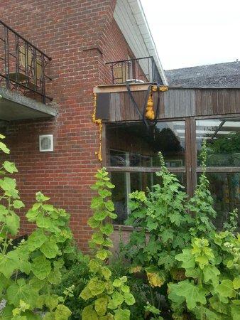 Buitenkant terras foto van hotel restaurant de hollemeersch heuvelland tripadvisor - Foto buitenkant terras ...