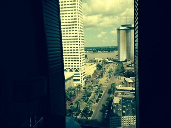 Sheraton New Orleans Hotel: 14 FL VIEW