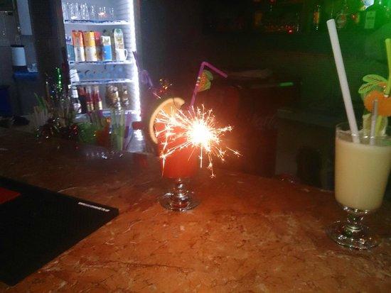 Gazipasa Star Hotel: Cocktails ;)