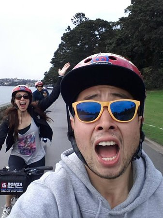 Bonza Bike Tours: Bonzaaa!!