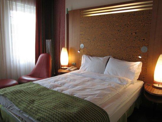Radisson Blu Hotel Nydalen, Oslo: Standard double
