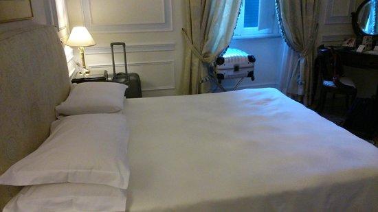 Quirinale Hotel: chambre