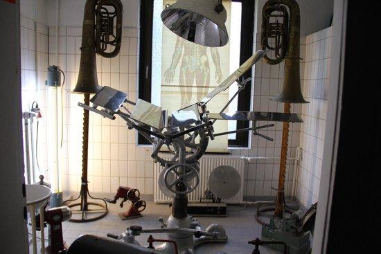 Designpanoptikum: Surgical Theater