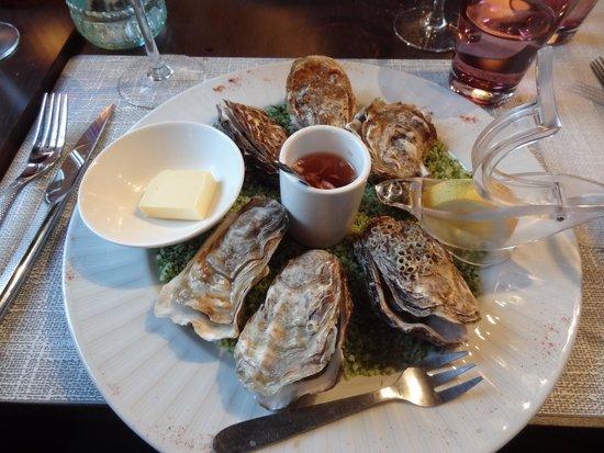 Le P'tit B: Oysters!!