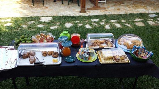 Casa di Attilio B&B : Una colazione Fantastica!!!!