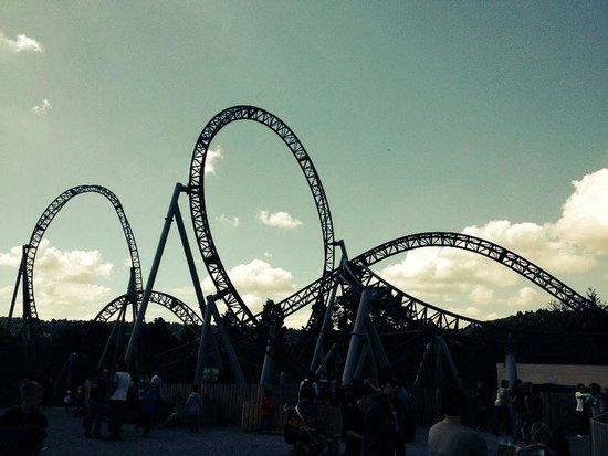 Erlebnispark Tripsdrill: Karacho♡