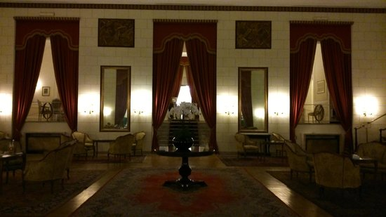 Quirinale Hotel: Salon