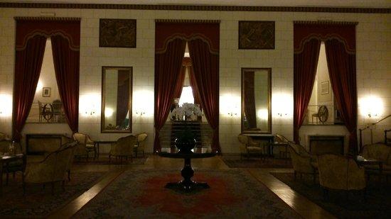 Quirinale Hotel : Salon