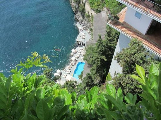 Santa Caterina Hotel: pool