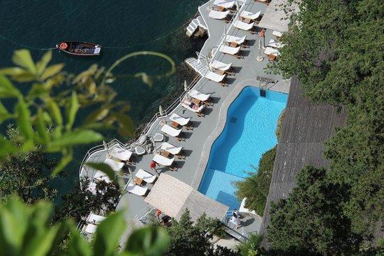 Santa Caterina Hotel: beautiful pool