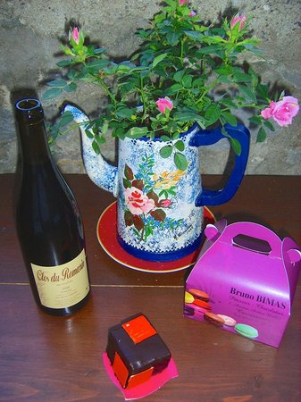 Cocoa & Grapes - Chocolate and Wine Tasting Tours & Events : Pairing Maury & Gâteau au Chocolat