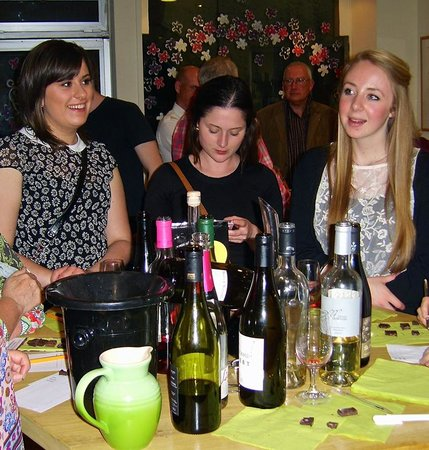 Cocoa & Grapes - Chocolate and Wine Tasting Tours & Events : A Private Tasting & Pairing Event