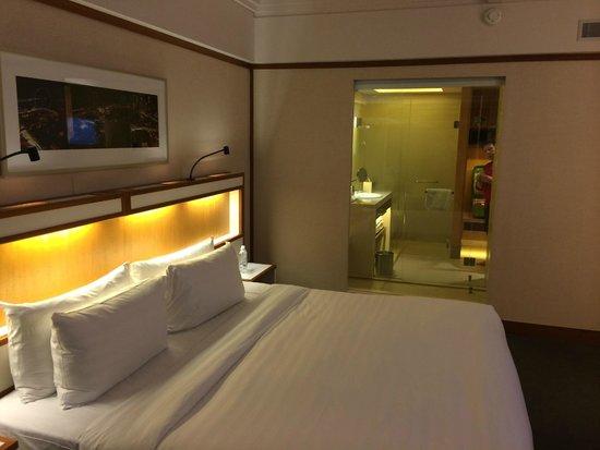 Pan Pacific Singapore : Wohnzimmer