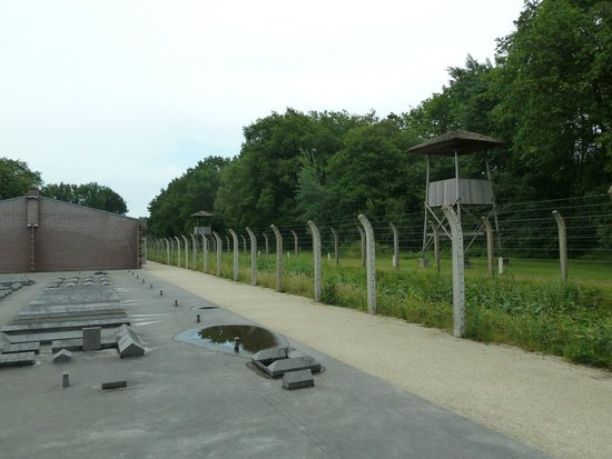 Nationaal Monument Kamp Vught: Watchtowers
