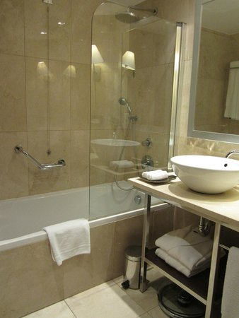 Crowne Plaza Porto: Deluxe double