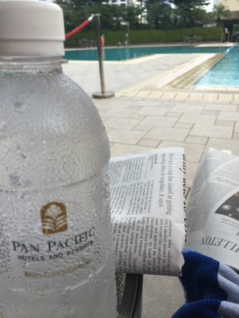 Pan Pacific Singapore : Pool