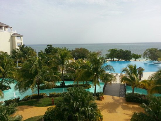 Iberostar Rose Hall Beach Hotel: My view