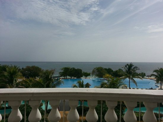 Iberostar Rose Hall Beach Hotel: Nice view