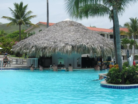 The Tropical At Lifestyle Holidays Vacation Resort Adult Only Pool With Swim Up Bar