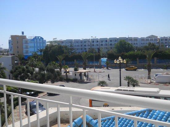 Golf Residence Hotel : widok na aqua park