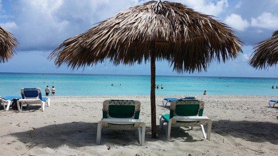Barceló Solymar Arenas Blancas Resort: plage