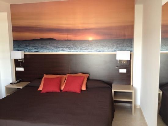 Hotel Orosol: Habitacion Orosol