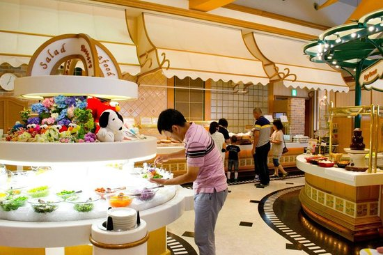 ‪World World Buffet Hotel Keihan Universal City‬