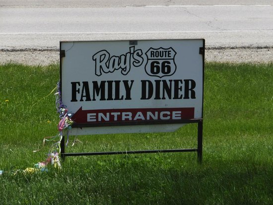 Ray's Route 66 Family Diner: Cartel