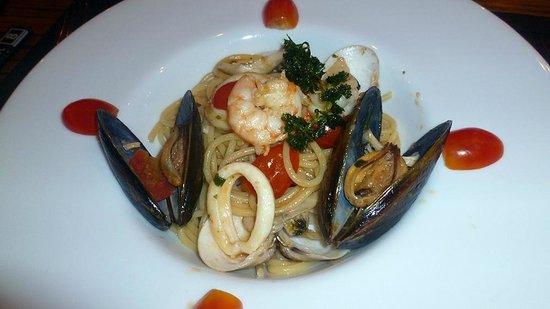 Made in Italy : gli spaghetti scoglio e frutti di mare
