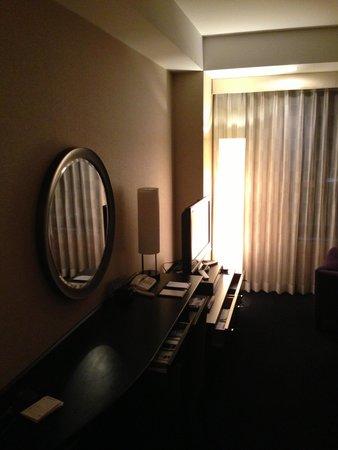 Hotel Granvia Kyoto : 広々