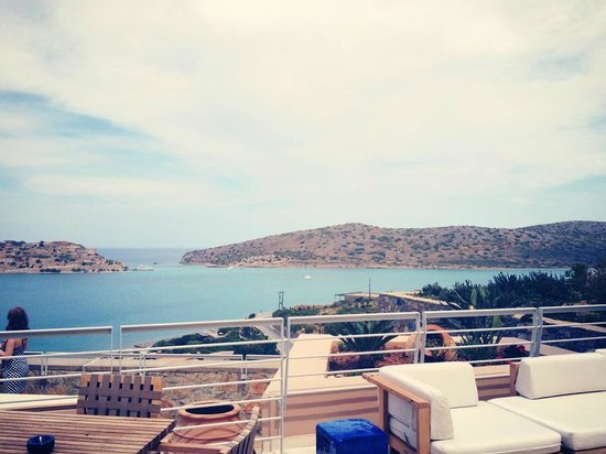 Blue Palace, a Luxury Collection Resort & Spa, Crete : View