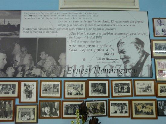 La Pepica: Geschichte