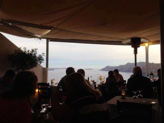 1800-Floga Restaurant: Restaurant with a view