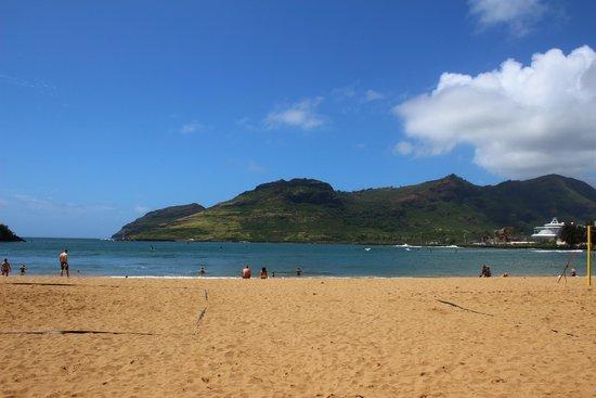 Kaua'i Marriott Resort: Beach