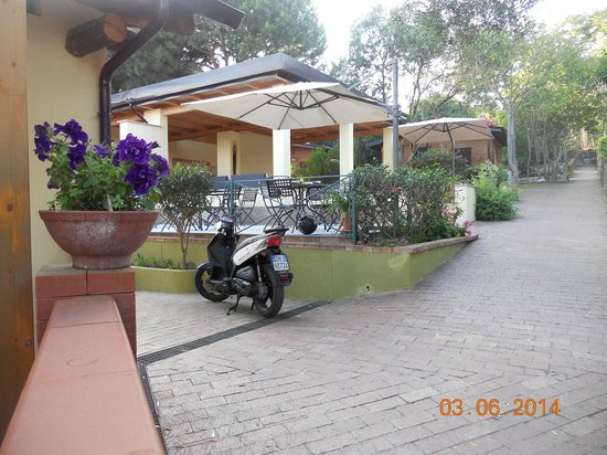 Cala Blanca Resort : RESORT