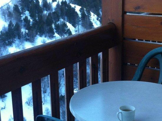 Sport Hotel Village : terraza