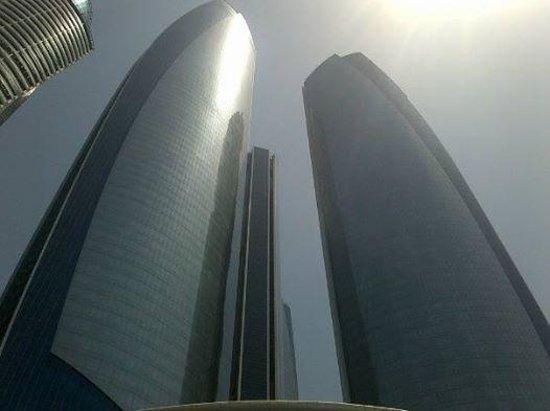 Jumeirah at Etihad Towers : Etihad Towers Hotel