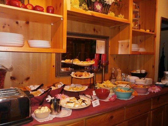 Channel House : Breakfast!