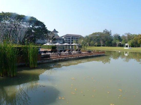 Le Meridien Chiang Rai Resort : vista del hotel