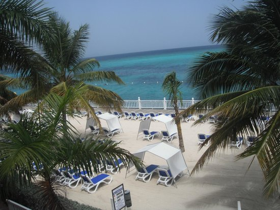 Royal Decameron Montego Beach: veiw from 204