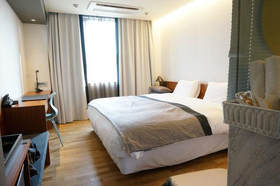 Hotel ShinShin : 部屋